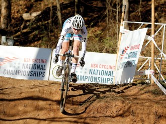 Never say never: Sylva cyclo-crosser takes top honors in national competition