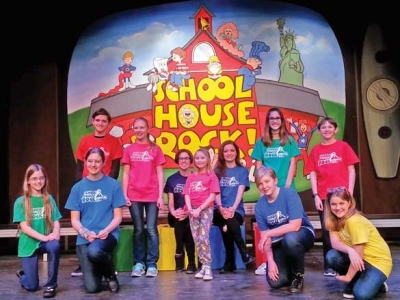 'Schoolhouse Rock' at HART