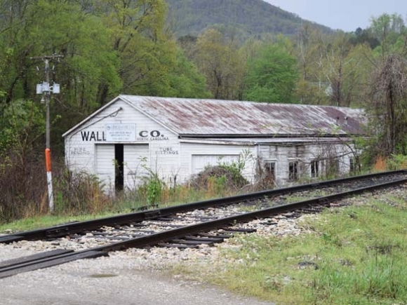 Bryson City reconsiders railroad request