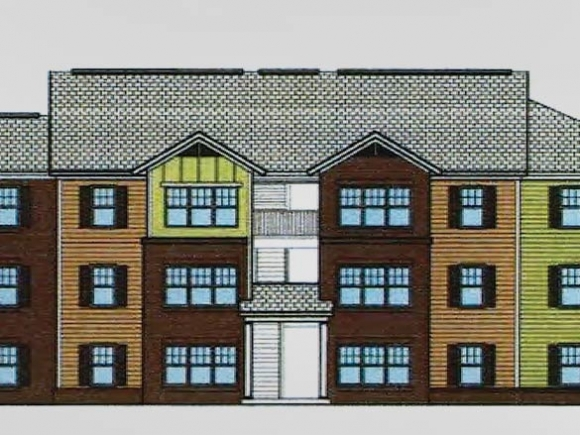 New apartment complex received in Sylva