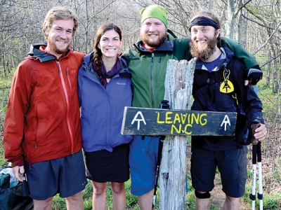 Voices from the trail: A.T. thru-hikers talk about trail names, motivations, and the on-trail experience