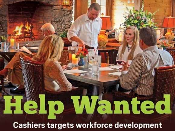 Moving the needle: Cashiers organizes to combat workforce development challenges
