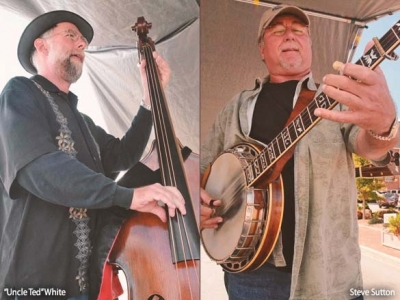 Tell it from the mountain: 'Uncle Ted' White on bluegrass, the late Steve Sutton