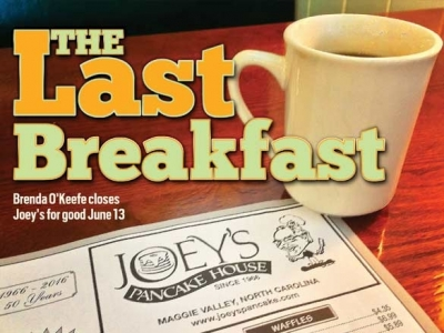 All good things must end: Joey's Pancake House to close next week