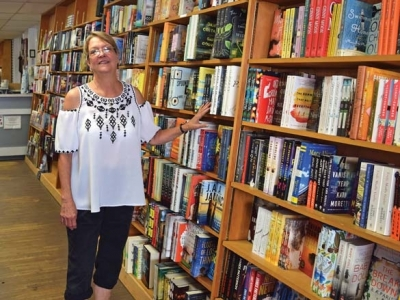 In the book business: Books Unlimited owner shares love of reading