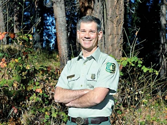 New district ranger hired for Appalachian District