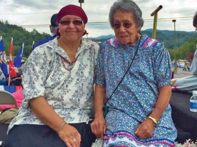 Oswalt becomes Cherokee's third living Beloved Woman