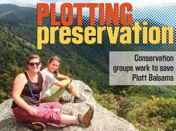 Worth protecting: Conservation organizations partner to preserve Parkway lands