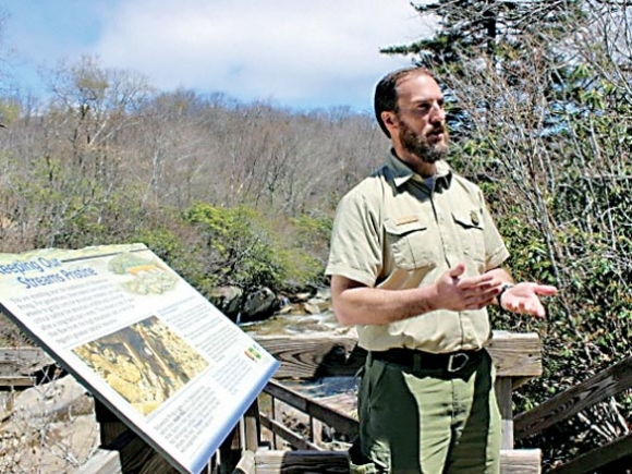 Learning at Graveyard Fields gets a boost
