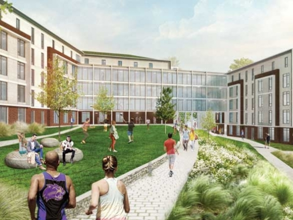 New residence hall planned for WCU