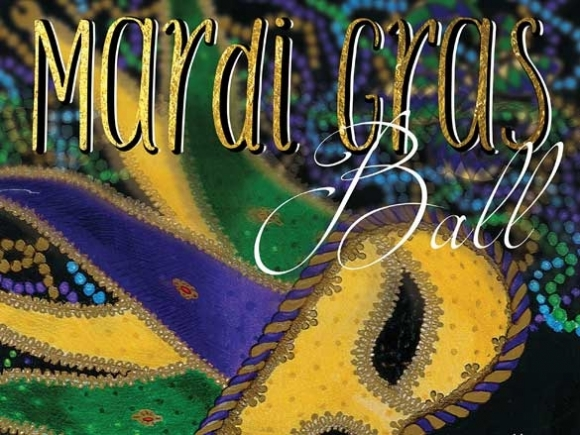 Mardi Gras Ball is foundation's largest fundraiser