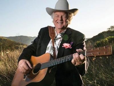 Peter Rowan returns to Cataloochee
