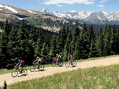 High schoolers conquer the Rockies