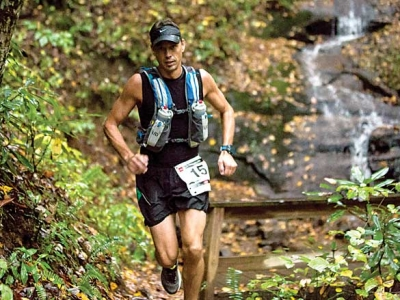 Locals make strong showing in grueling trail race