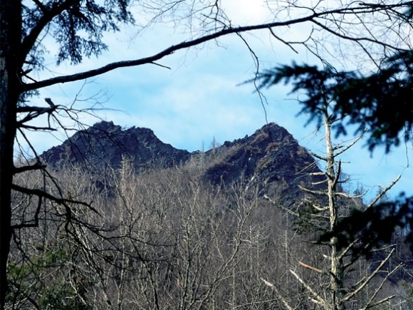 Down to bare rock: Smokies' Chimney Tops could be closed for years following fire