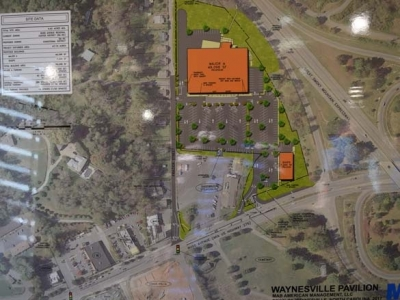 New Waynesville Publix development a go