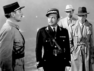 'Casablanca' one of the finest scripts of all time