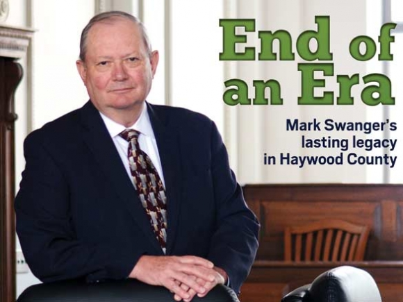 The last chapter: Reflections on Mark Swanger's political era