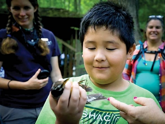 New Smokies science program to target schools