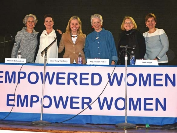 Empowering women to run for office