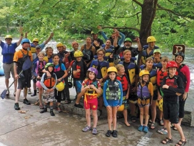 Grant focuses on building love of outdoors for Cherokee youth
