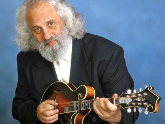 Dawg days of bluegrass: David Grisman picks on WNC