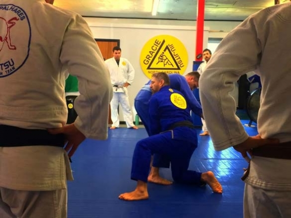 Brazilian Jiu Jitsu for health, fitness, self-defense