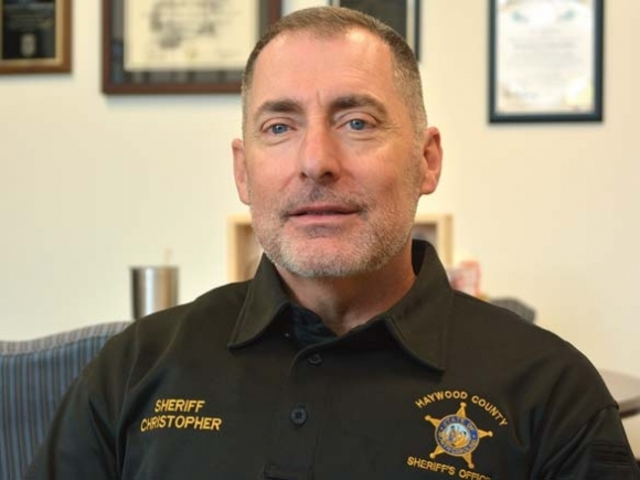 Sheriff receives grant to hire four new deputies