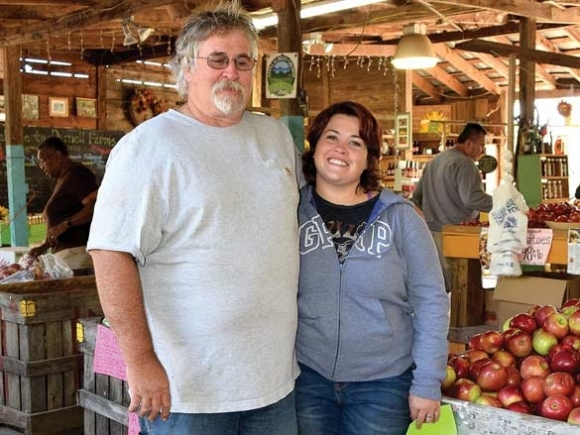 Farmer's daughter finds life purpose in family business