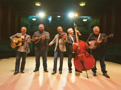 Balsam Range presses on: Haywood County act now a perennial favorite at IBMAs