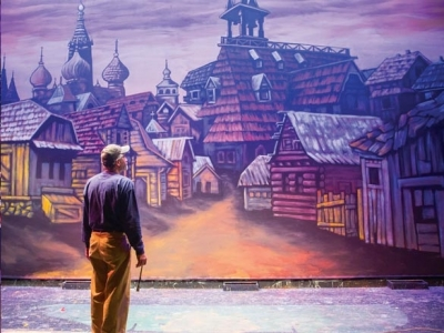 HART's traveling backdrops wow theaters far and wide