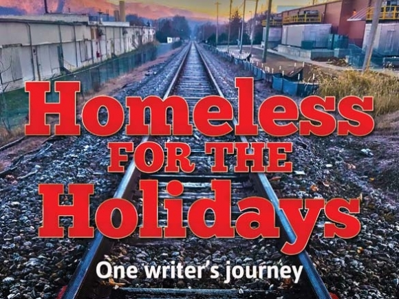 Homeless in Haywood for the holidays
