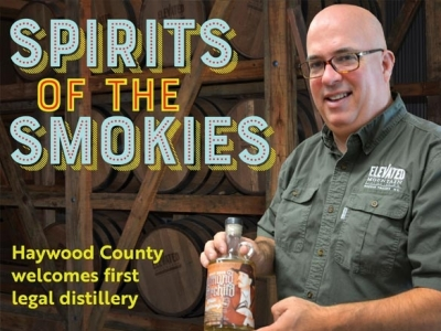 Community spirits: First craft distillery opens in Maggie Valley