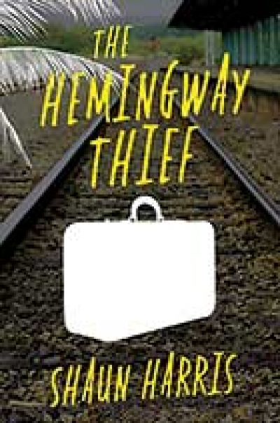 A rollicking debut novel with a Hemingway twist