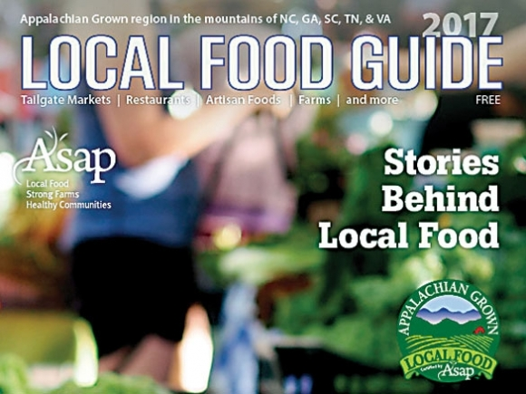 The new local food guide is here