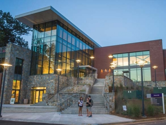 WCU rededicates Brown as newest dining facility