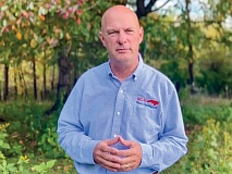 Retired U.S. Army Col. Rod Honeycutt is one of three challenging Rep. Madison Cawthorn in the 2022 Republican Primary Election. Facebook photo