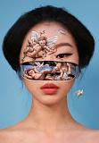 Falling Angel by Dain Yoon