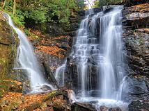Soco Falls. Courtesy Swain TDA
