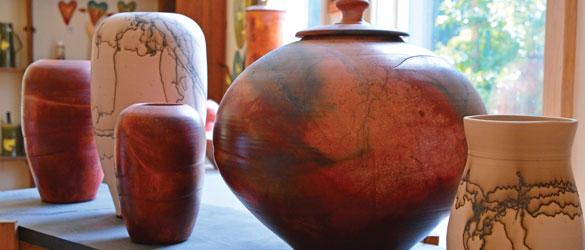 travel pottery
