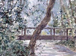 ellison footbridge