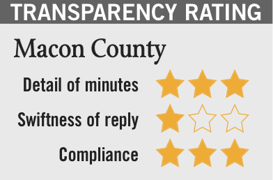 rate macon