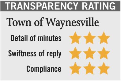rate waynesville
