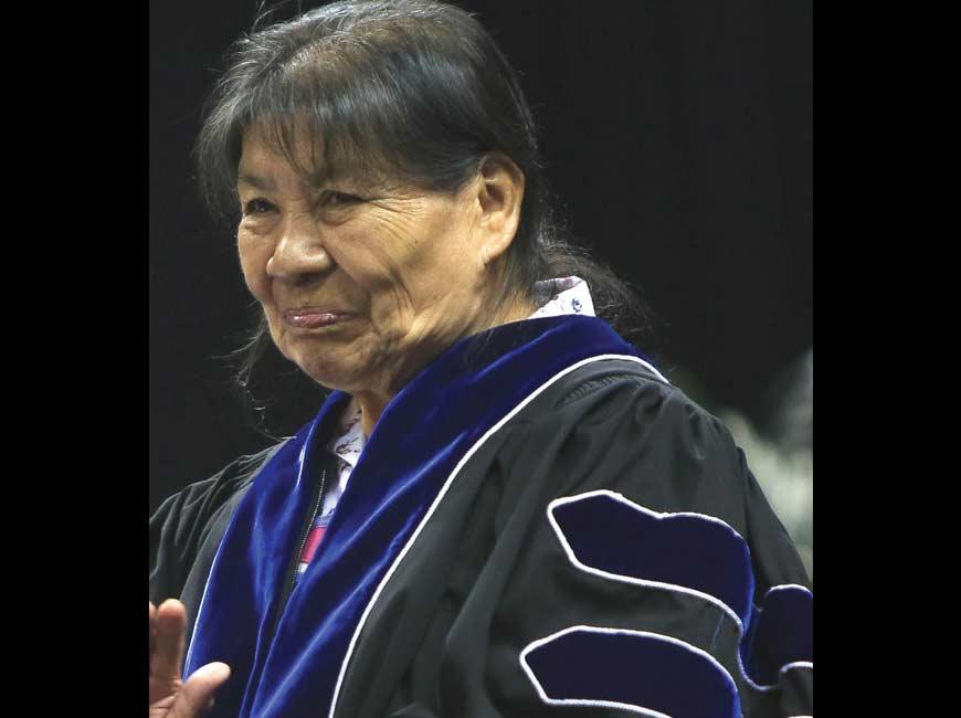 fr ella doctorate