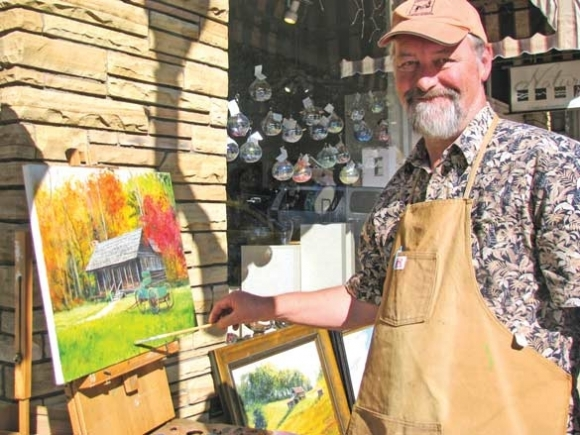 Fall, art comes alive at ColorFest