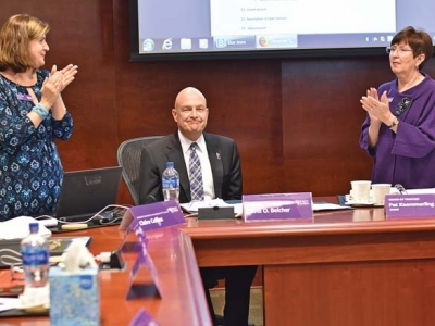 Beyond words: WCU community overflows with gratitude for Belcher's leadership