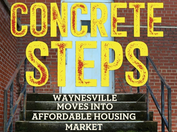 Waynesville steps up to address affordable housing crisis