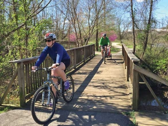 Franklin bike walk plan lays out potential projects