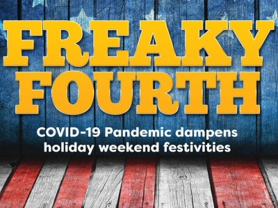 Pandemic changes WNC's Independence Day tourism