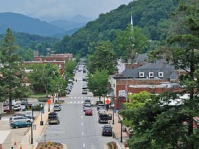 Women rule the roost in Sylva